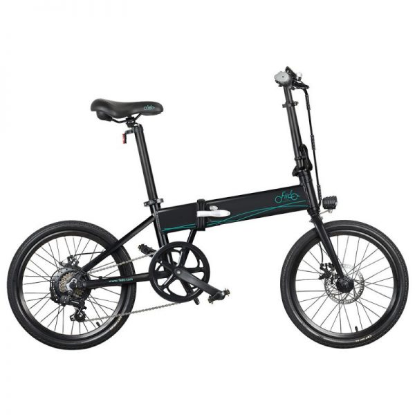 FIIDO D4s 10.4Ah 36V 250W Electric Bicycle