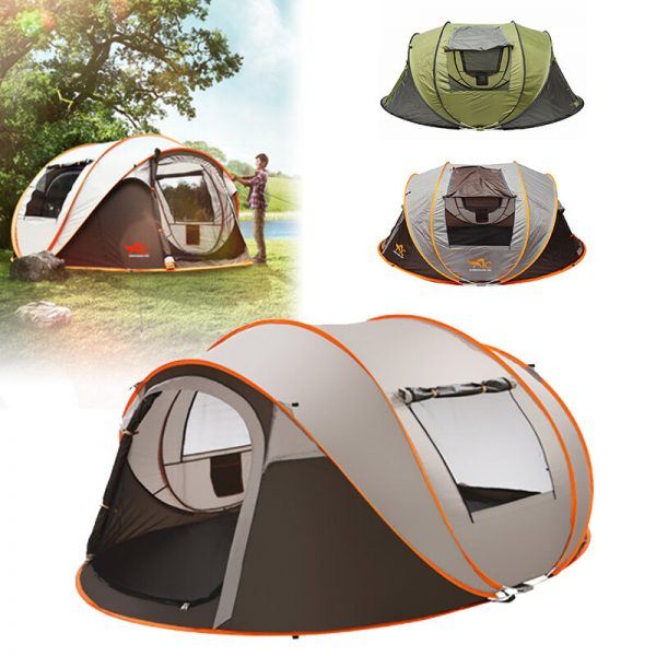 5-8 People Camping Tent