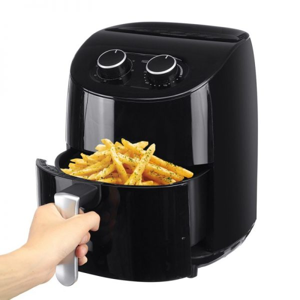 220V 1500W 3.5L Kitchen Oven Air Fryer Oil Free Low Fat Healthy Cooker Airfryer