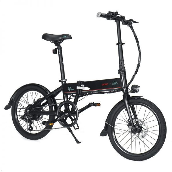 LAOTIE FIIDO D4s Pro 11.6Ah 36V 250W Electric Bicycle