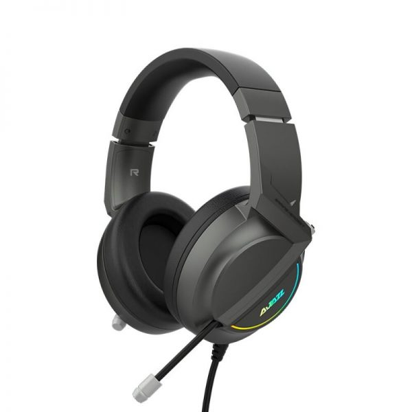 AJAZZ AX365 Game Headphone USB Wired 7.1 Channel 360º Surounding Sound Bass