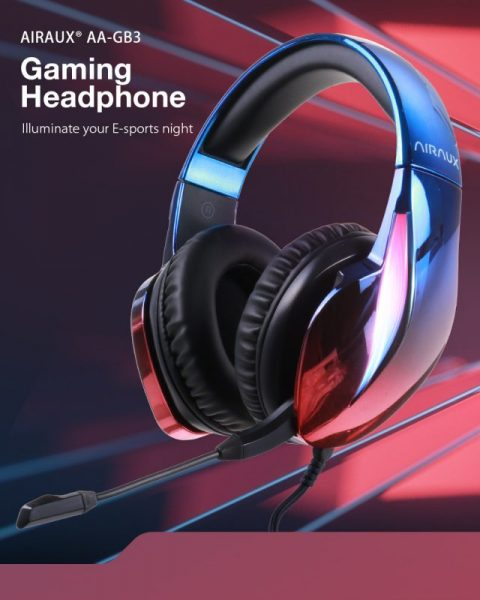 BlitzWolf AirAux AA-GB3 Wired Gaming Headset 7.1