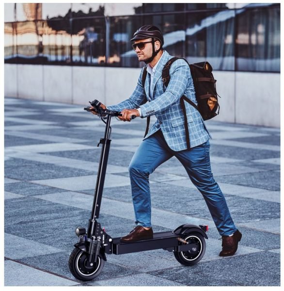 T10 23Ah 52V 1000Wx2 Electric Scooter